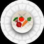 Овощи и фрукты в Банско